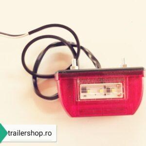 Lampa numar LED LTD669