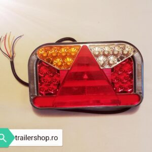 Lampa stop LED FT-110 (stanga) cu functie de iluminare numar, ceata si marsalier